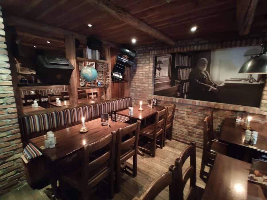 restaurante em Tromso