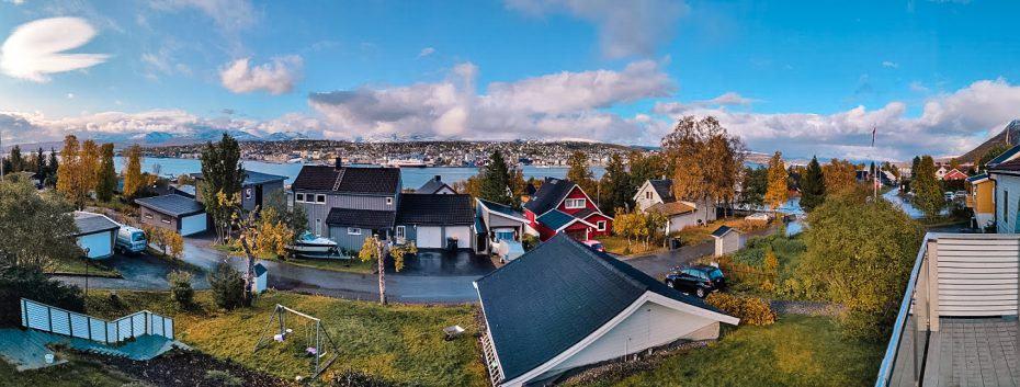 estações do ano em Tromso