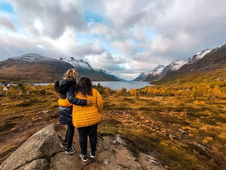 Fiordes de Tromso/ Tromsø