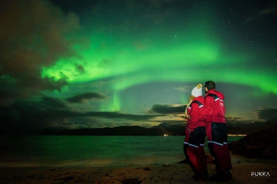 Melhor época para viajar para Tromso