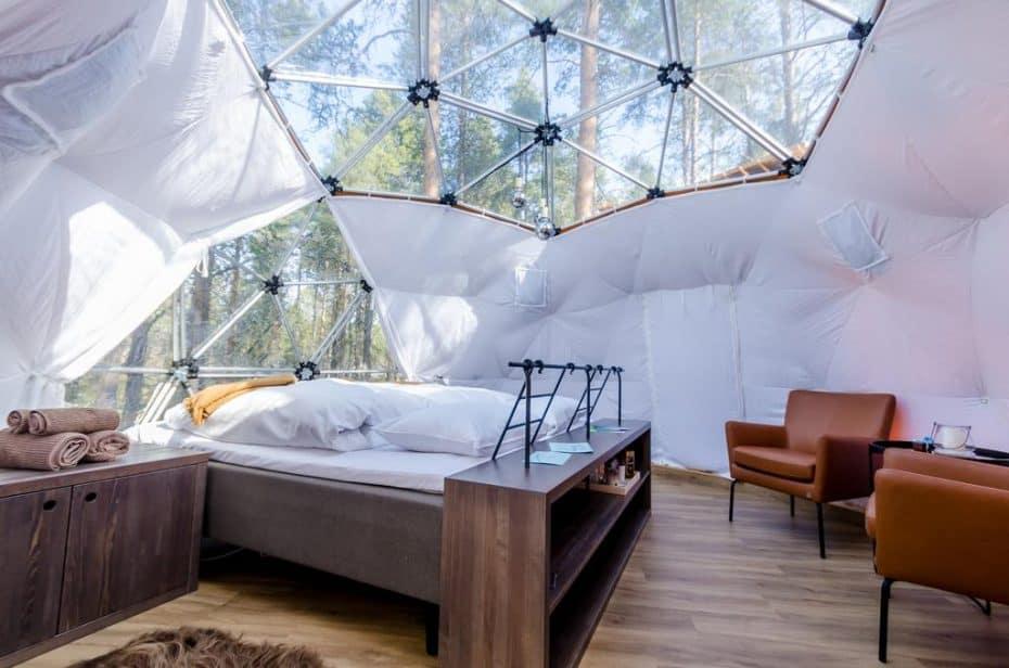 Hotel para ver aurora boreal na Noruega