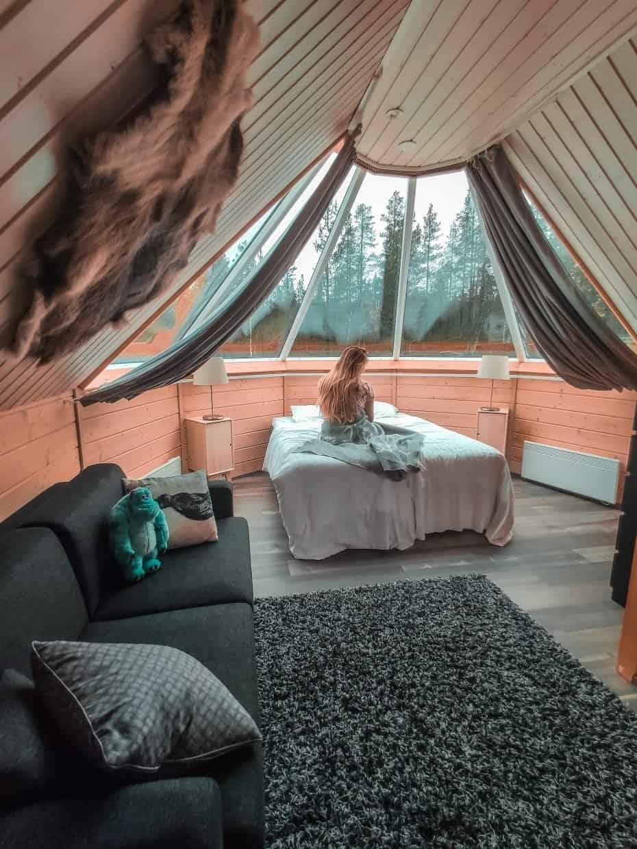 Northern Lights Village- Hotel Iglu na Finlândia