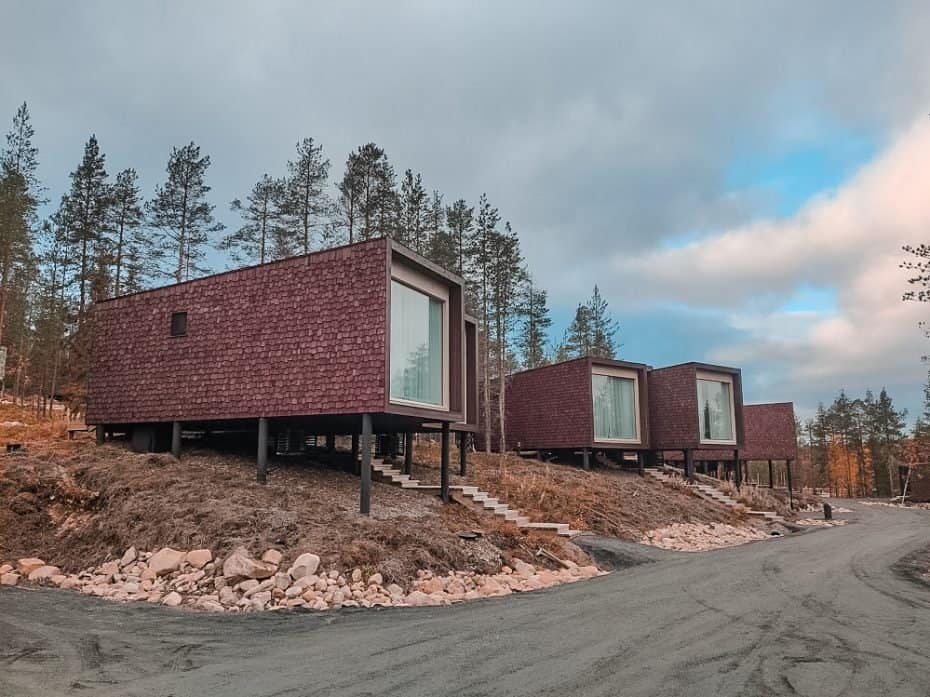 Arctic Tree House. Hotel em Rovaniemi
