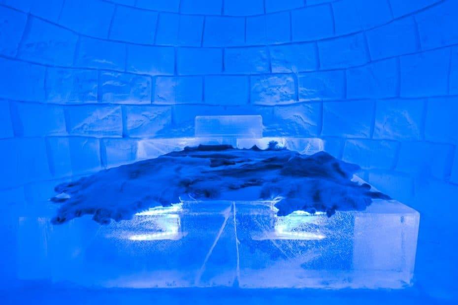 Hotel de gelo na Noruega