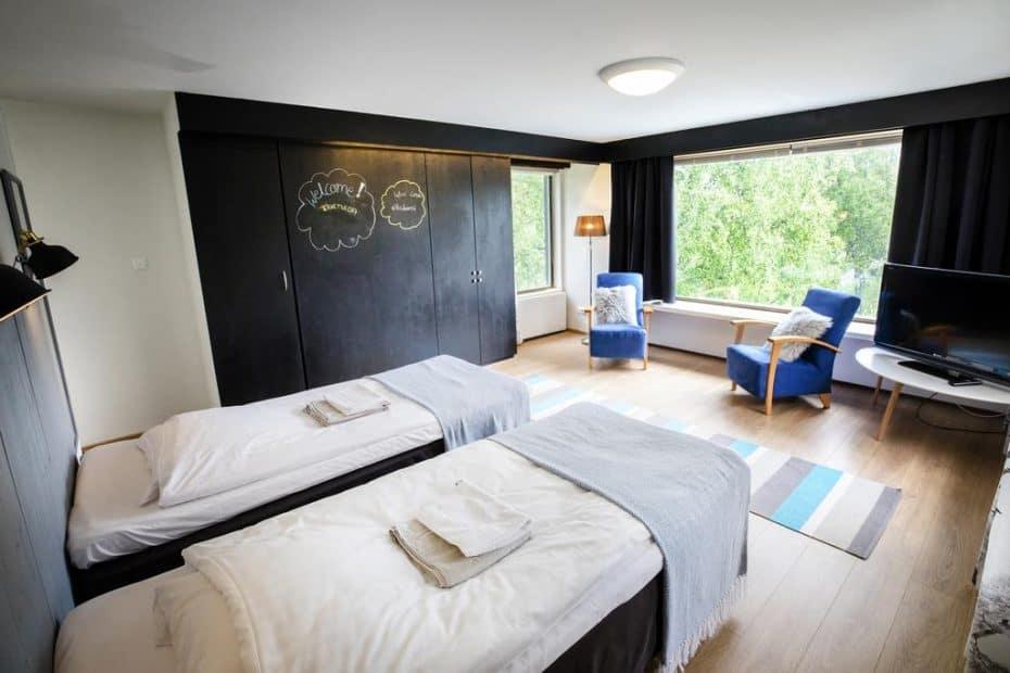 Hotel com preço bom na Finlândia