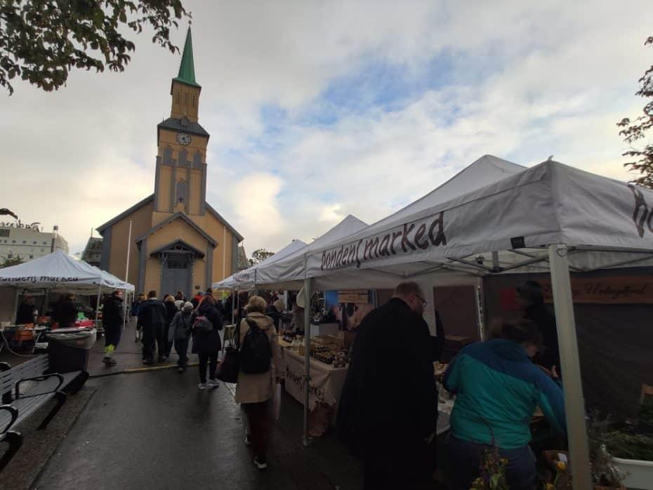 Datas comemorativas, festival Smak em Tromso