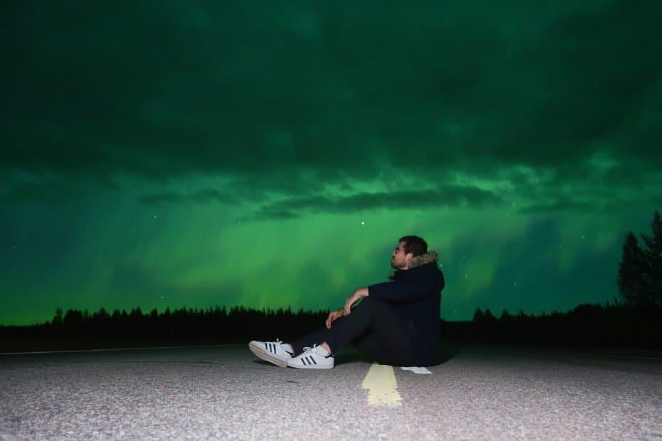 Aurora boreal onde ver?