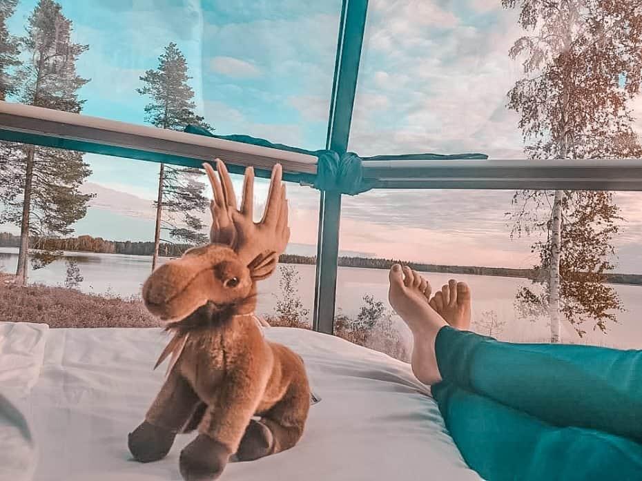 quantos dias ficar na Finlândia