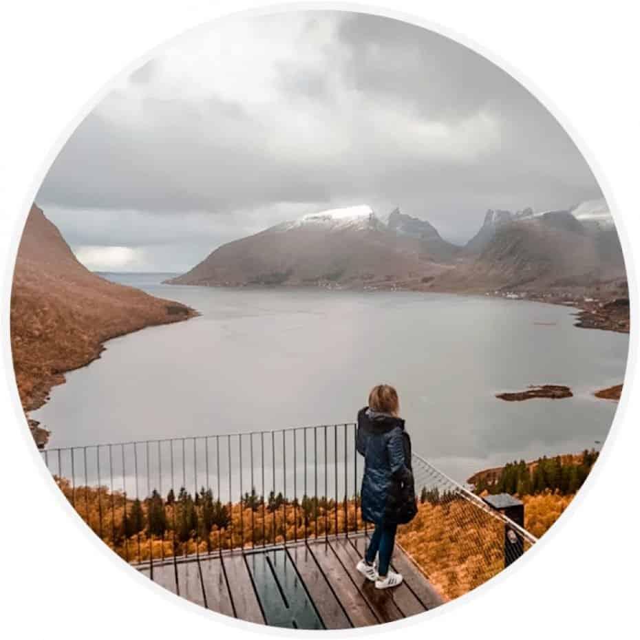 Senja em Tromso