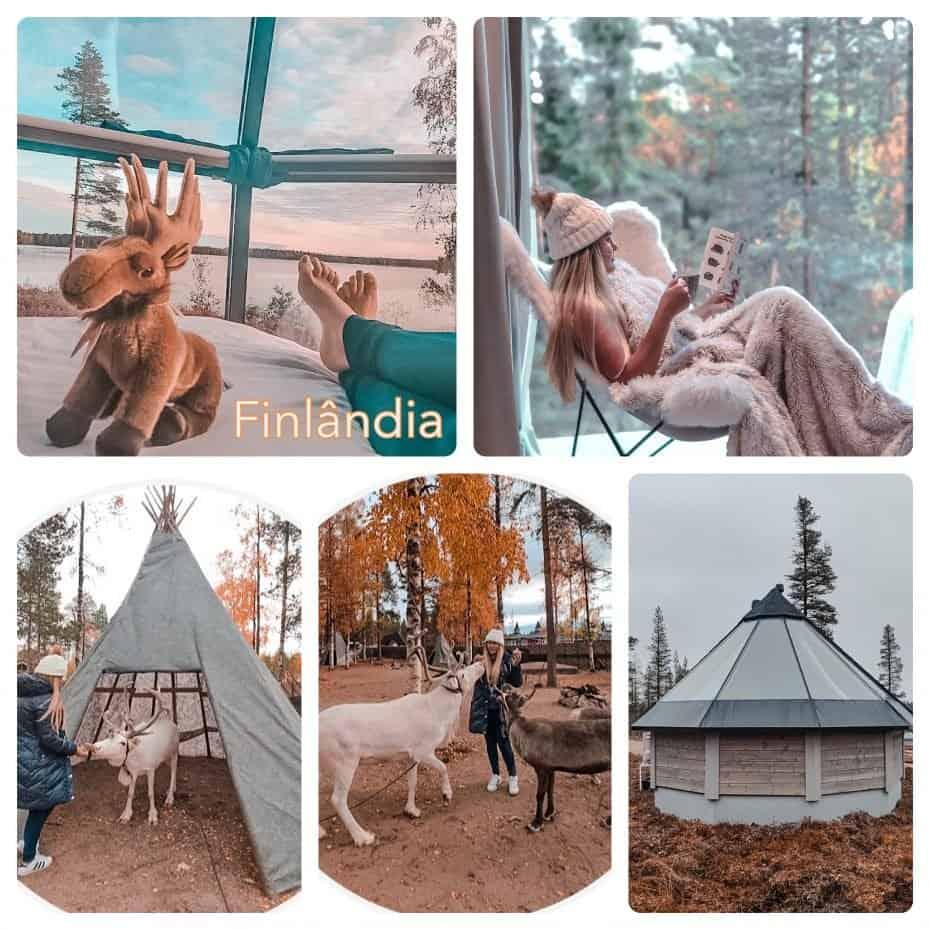 Onde ficar na Finlândia.