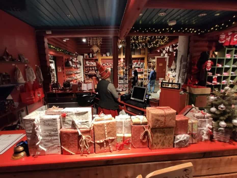 Escritório do Papai Noel na Finlândia