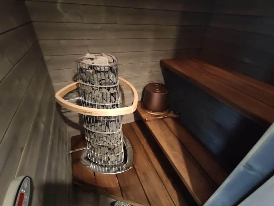 Sauna na Finlândia