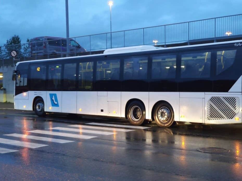 transporte público de Tromso
