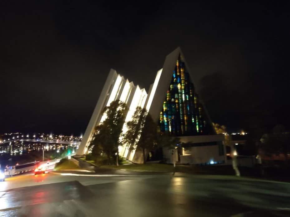 Catedral do Ártico em Tromso