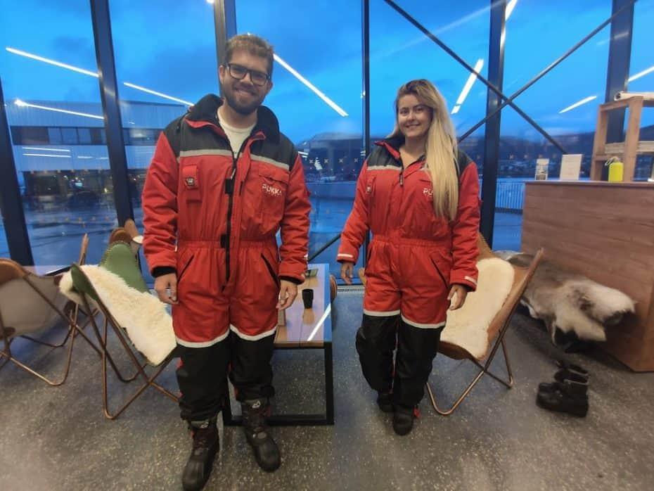O que vestir em Tromsø, qual roupa usar?