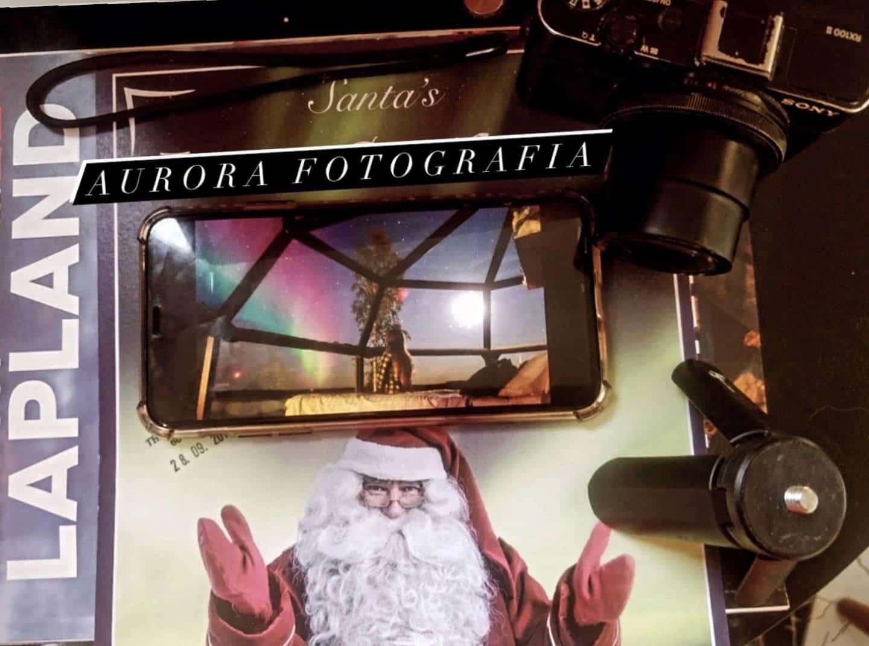 Como tirar fotos da aurora boreal
