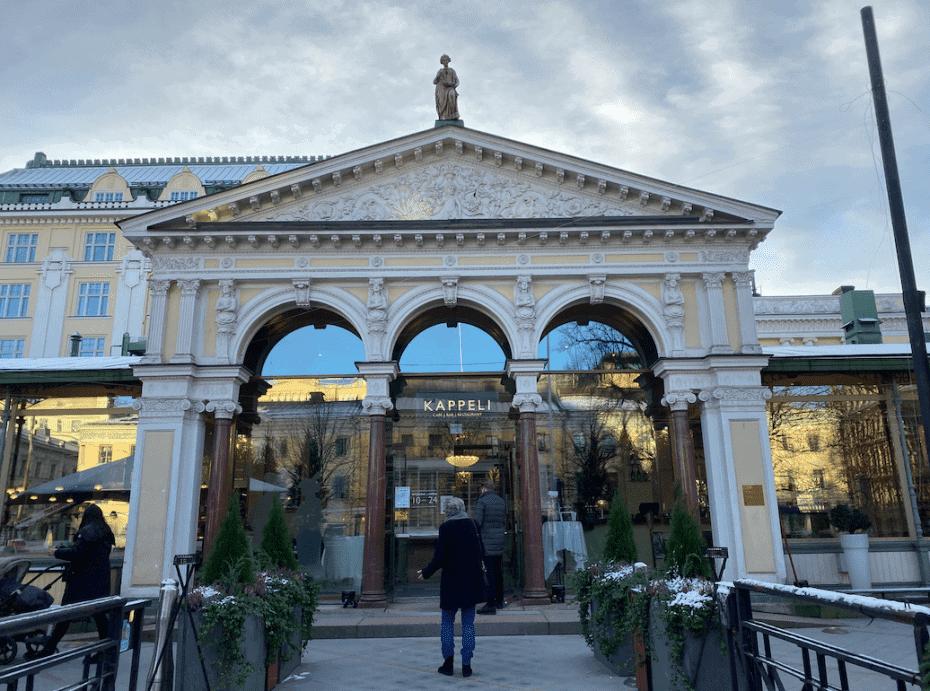 Café KAPPELI em Helsinki