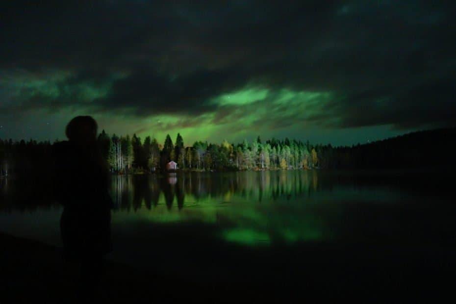 Como tirar foto da aurora boreal com a GoPro