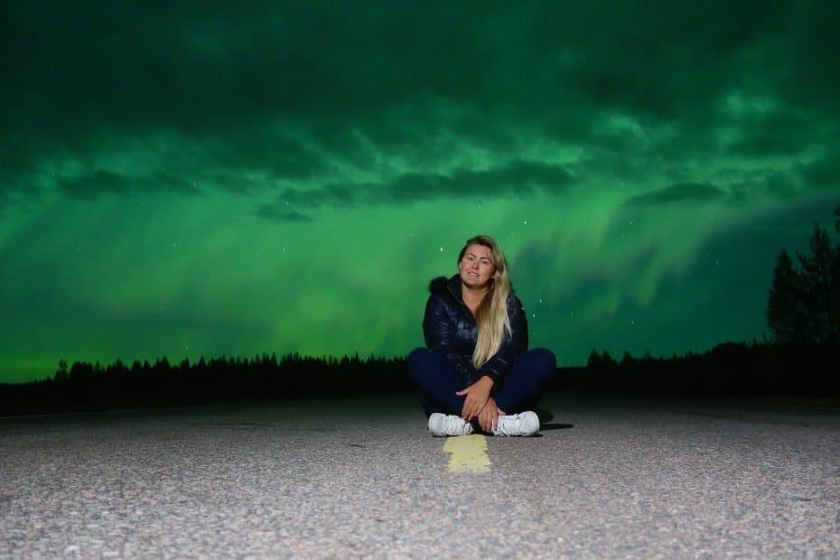 Onde ver a aurora boreal na Finlândia