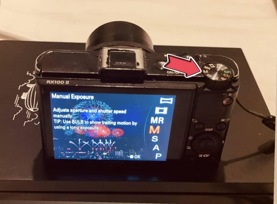 Configuração de câmera para fazer fotos da aurora boreal