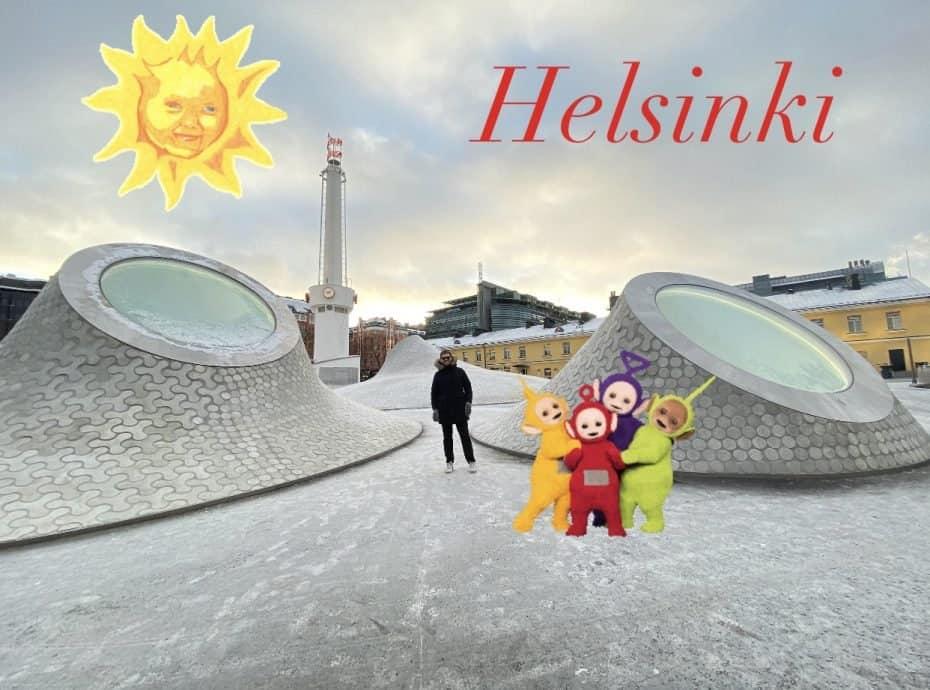 O que fazer em Helsinki com chuva