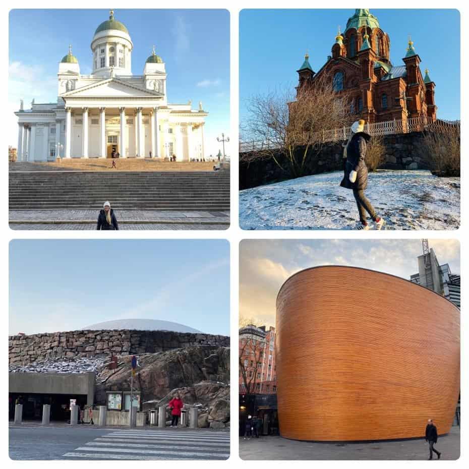 catedral e igrejas em Helsinki