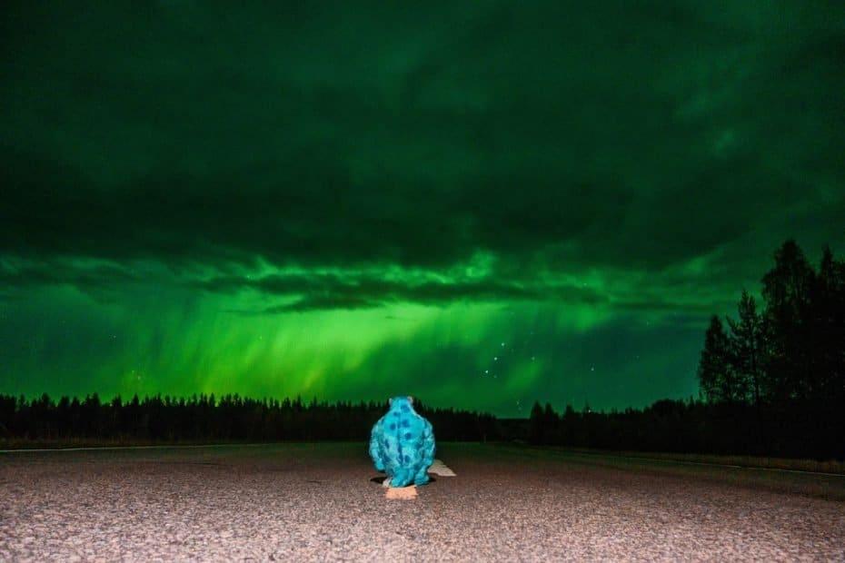 Países onde ver Aurora boreal