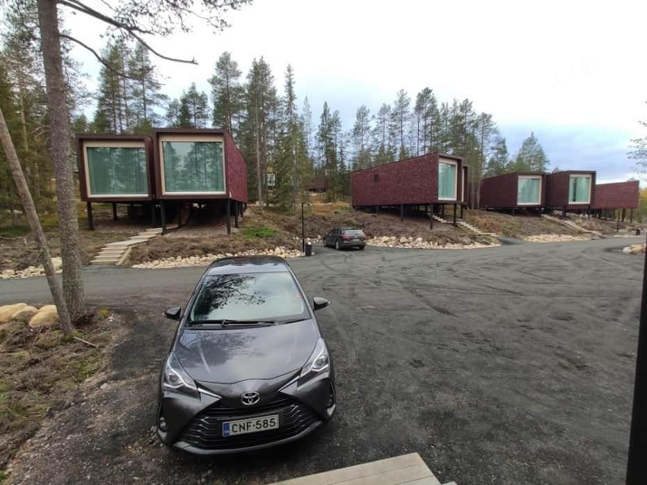 De carro pela Finlândia