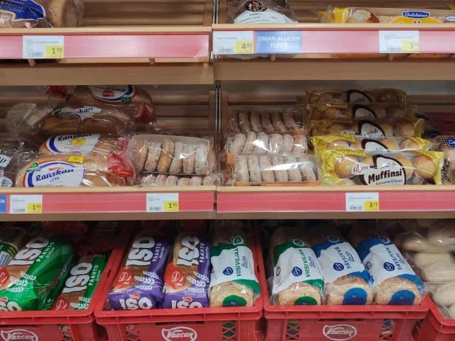 Mercado na Finlândia