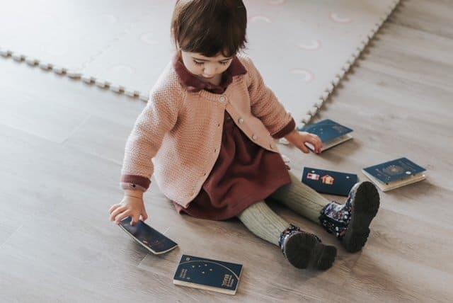 Como tirar passaporte infantil
